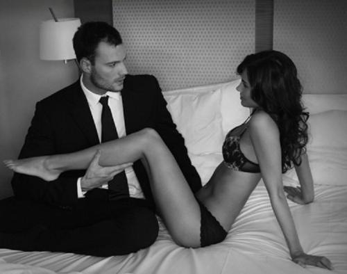 Submissive male domination