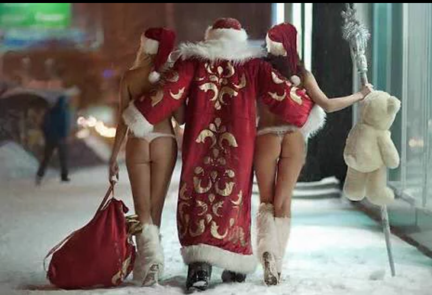 Erotic santa claus stories pron pictures
